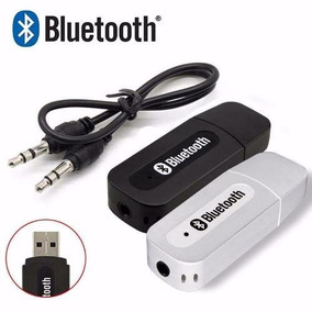 Receptor Bluetooth Adaptador P2 Audio Usb Carro Musica