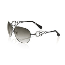 Guess Lentes Dama G By Guess Metal Rim Aviator Original.