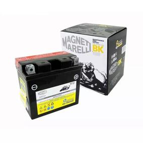 Bateria Ybr Factor 09 À 16 Magneti Marelli Mm6sbs