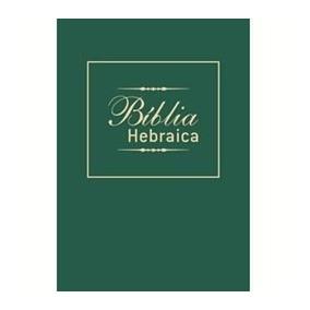 Bíblia Hebraica Em Português - Mais De 30.000 Vendidas