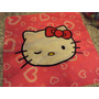 Funda Para Almohadon Hello Kitty Diseño Exclusivo