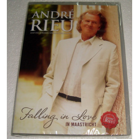 Andre Rieu Falling In Love Dvd Sellado