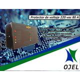 Protector De Voltaje 220vac-80amp
