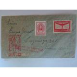 1er Vuelo Bs. As.- N. York Año 1946-vuelo No Realizado