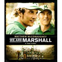 Bluray Somos Marshall ( We Are Marshall ) - Mcg