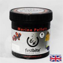 Ração P/ Peixe Bcuk First Bite Marine Pellets M 1500g Balde