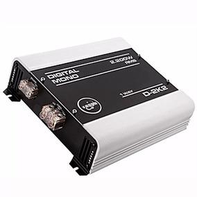 Boog 2k2 Amplificador Modulo Automotivo Digital 2200w Rms