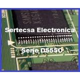 Memoria Nand Tv Led Samsung Serie D5550 Un Sintonizador Solo