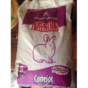 5 Kg Alimento Conejina Purina Conejos Cobayos Cuyos Roedore