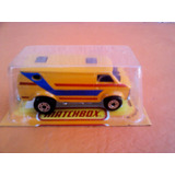 Matchbox Superfast Chevy Van Blister Mercado Usa Sin Abrir