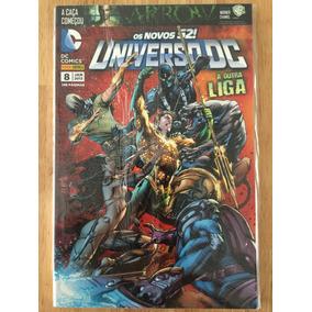 Dc Comics Os Novos 52! Universo Dc Nº 8 - Novo Lacrado!!!
