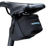 Bolsa Para Celim De Bicicleta - Preta - Frete Fixo R$8,00