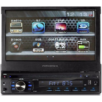 Dvd Player Powerpack Tv Bluetooth - 7 Polegadas - Azul