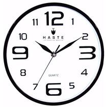 Reloj De Pared Marca Haste Mod. 100516327