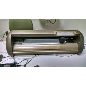 Plotter Recorte Akad Gcc Puma 2 60cm + Computador Sim