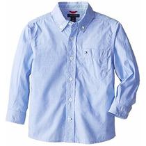 Camisa Tommy Hilfiger Original Talla 12-14