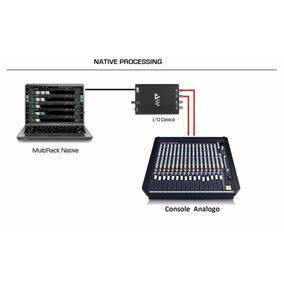 Multirack De Procesos Digital Para Consola Analoga