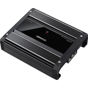 Amplificador Digital Kenwood Excelon X500-1 - Top De Linha