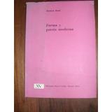 Forma Y Poesia Moderna- Herbert Read