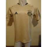 Camiseta Fútbol Bayern Munich Alemania 2004 05 Ze Roberto 11
