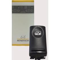 Botão Do Vidro Eletrico Dir - R19/master 6 Pinos -7700817337