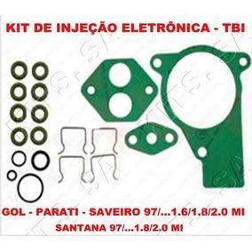Kit Reparo Injeção Eletronica Tbi Santana 97/..1.8/2. Mi