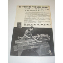 ( L - 290/ P ) Propaganda 2 Guerra Tornos South Blend