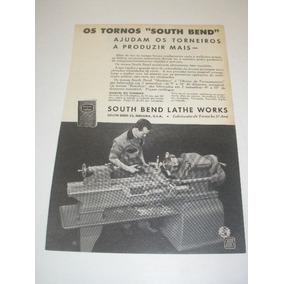 L 290/ Pmho40 Propaganda 2 Guerra Tornos South Blend