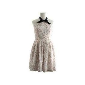 Vestido De Diseñador Rodarte T- L Nuevo Original