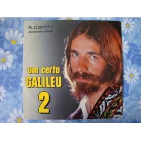 Lp - Padre Zezinho - Um Certo Galileu