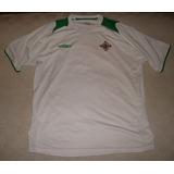 Camiseta De Irlanda Del Norte Marca Umbro, Talle Xl