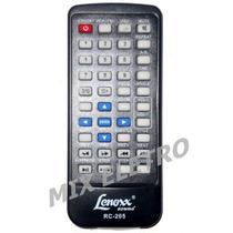Controle Remoto Para Dvd Player Portátil Lenoxx Dt-505