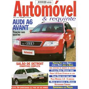 Automóvel & Requinte N°25 Audi A6 Avant Marea Weekend Turbo