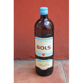 Botella Ginebra Bols Bicentenario