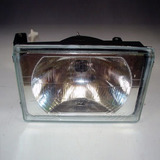 Optica Faro Delantero Chevrolet P Up D-20 91 92 93 Derecho