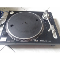 Toca Disco Technics Sl 1200 Mk2 O Par ,pick-up Dj Serato,cdj