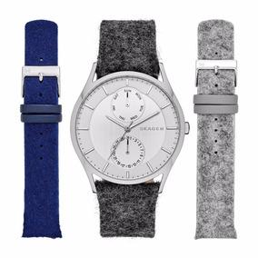 b547e3b4394 Pulseira Relogio Skagen Comprar - Relógios De Pulso no Mercado Livre ...