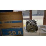 Compresor Universal 508 Sanden Original V Y Multicanal