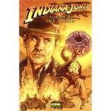 Indiana Jones Y La Tumba De Los Dioses (cómic U Envío Gratis