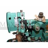 Máquina Overlock Semi Industrial Portátil C/ Motor Acoplado.