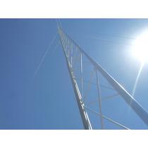 Torre Arriostrada T-30 De 15 Mts Instaladas En Todo Mexico