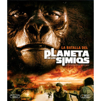 Bluray Batalla Del Planeta De Los Simios ( Battle For The Pl