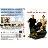 Papas A La Fuerza John Travolta Robin Williams Disney Dvd