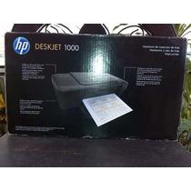 Impresora Deskjet Hp1000 En Su Caja