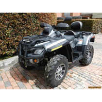 Can Am Outlander Max 800 Limited