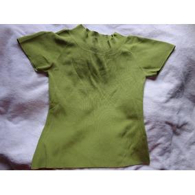 Blusa Verde Lu By Lolita Tam G