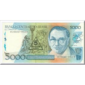 Cédulas Antiga - Dinheiro