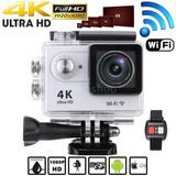 Cámara Deportes Extremos Wifiaction Camera Full 4k Comprotas