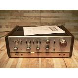 Amplificador Kenwood Ka-8004 Made In Japan Flamante