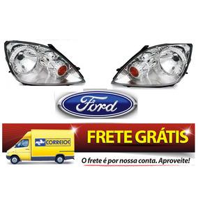 Par Farol Dant Fiesta Amazon Original Tyc 2006 Frete Gratis